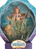 """NEW IN BOX  Little Mermaid Ariel Doll Limited Special Edition 2006 Disney 11"""""""