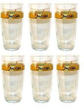 6er Jacobs Kaffee Latte Macchiato Gläser 400ml Cappucino Tassimo Kaffeebecher