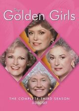 The Golden Girls: The Complete Third Season [New DVD] 3 Pack, Repackaged