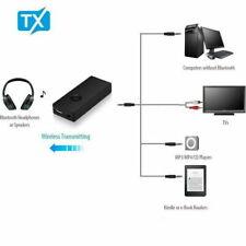 5V Bluetooth 3.0 EDR Audio Transmitter USB Stereo Dongle Adapter for TV PC DVD