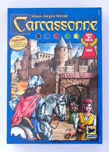 Carcassonne Grundspiel für 2-5 Spieler von Hans im Glück Alte Edition NEU
