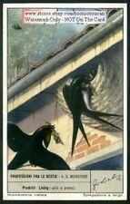 Barn Swallow Building A Nest Hirundo rustica 65+ Y/O Trade Ad  Card