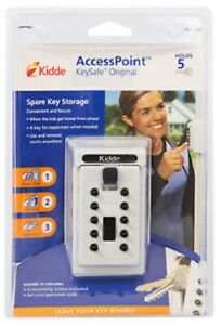 KIDDE-Keysafe*** 5 Key Capacity : ****