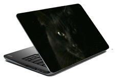 """Cat Laptop Skin Notebook Stickers Protector Skin Decal Fits 14.1"""" To 15.6"""""""