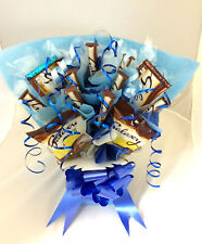 EASTER GALAXY CHOCOLATE GIFT BASKET BOUQUET BIRTHDAY THANKYOU GIFT HAND MADE