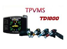 DHL -New TYREDOG TPVMS TD-1800 F-I Internal Pressure Vibration Monitoring System