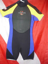 Circle One Shorty wetsuit JUNIOR Size XLarge
