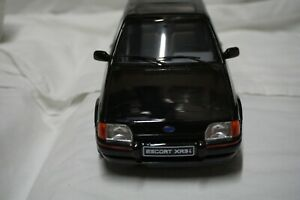 1/18 Otto Ottomobile Ford Escort MK4 XR3i Black