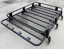 Transit Van Steel ROOF RACK TRAY TOP Black 4X4 CARGO LUGGAGE BASKET carrier NEW