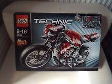 Lego Technic 8051 Motor Cycle NEW Sealed Box
