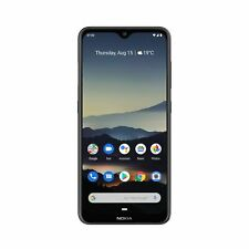 Nokia 7.2 TA-1178 128GB Unlocked GSM Phone - Charcoal