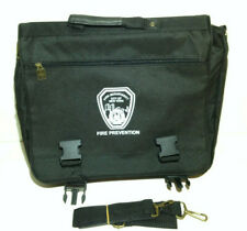 NEW Official FDNY Fire Prevention Laptop / Messanger Bag  ((( 11 POCKETS )))