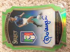 2016-17 Panini Select Historic Sigs Autograph Green Giancarlo Antognoni #/60