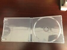 1000 12mm Single Cd Poly Case Withsleeve Super Clear Psc12sc