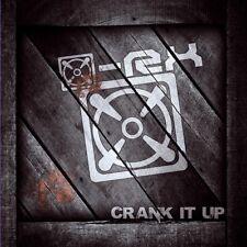 X-RX crank it up CD 2014