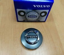 Genuine Volvo iron mark hub cap 1 piece alloy wheels S60 S90 V90 XC40 XC60 XC90