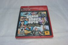 Grand Theft Auto: Episodes From Liberty City (Sony PlayStation 3, 2010) NEW