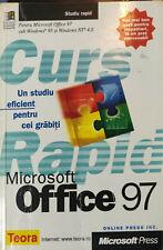 Microsoft Office 97 by Tiberiu Zamfir, Romanian informatics, I.T Book
