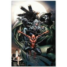 MARVEL Comics Numbered Limited Edition Spider-Man Unlimited Canvas Art