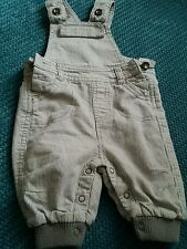 george boy winter spring long warm dungarees 0-3 months