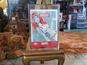 Marvel Sketch Marvel Annual 2016 Hand Drawn 1:1 Upper Deck