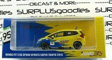 INNO64 1:64 2019 Release Spoon Sports Super Taikyu 2015 HONDA FIT 3 RS GK5 #95