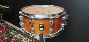 Mapex Snare Drum - 13x6 -Black Panther Cherry / Maple