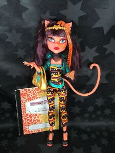 Monster High Doll - Freaky Fusions - Cleolei