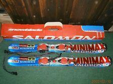 Salomon Minimax  99,9 - komplett und noch mit dem Verkaufskarton - NEUWERTIG !!!