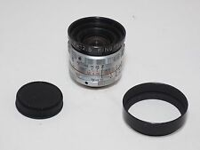KINOPTIK-ANGULAR 12.5 mm f/2.5 C-mount wide angle movie lens. Film & Digital