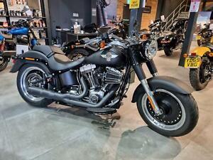 Harley-Davidson FLSTFB