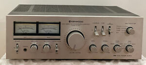Kenwood KA-801 High Speed Integrated DC Amplifier