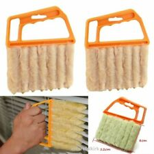 Dirt Microfibre Duster Cleaner Venetian Blind Brush Air Conditioner Window