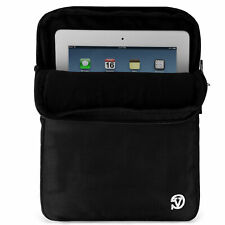 Leather Tablet Sleeve With Shoulder Strap For iPad Pro 11 / iPad 10.2 / iPad Air