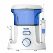 Ultra Cordless Water Flosser Dental Oral Irrigator Teeth Cleaner Floss With 5 Jet Tips
