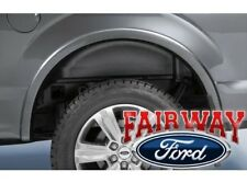 15 thru 20 F-150 OEM Genuine Ford Heavy Duty Rear Wheel Well House Liner Kit NEW