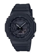 CASIO G-SHOCK Carbon Core Guard Black Watch GShock GA-2100-1A1