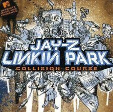 JAY-Z/LINKIN PARK - COLLISION COURSE [GERMANY] (NEW CD)