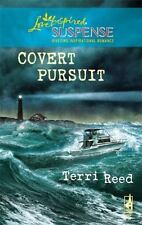Covert Pursuit (The Chase Series, Book 2) (Steeple Hill Love Inspired Suspense #