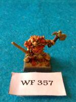 Warhammer Fantasy - Dwarfs - Classic Troll Slayer Adventurer - Metal WF357