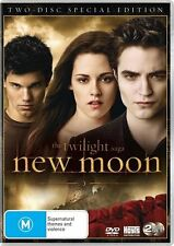 The Twilight Saga - New Moon (DVD, 2010, 2-Disc Set)