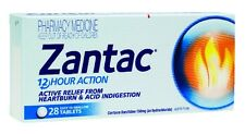 Zantac 12 Hour Relief 150mg Tablets 28s