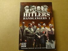 6-DISC DVD BOX / HITLERS HANDLANGERS 1 (CANVAS, THE HISTORY CHANNEL)