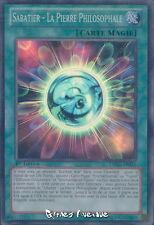 Yu-Gi-Oh ! Carte Sabatier - La Pierre Philosophale DRLG-FR015 (DRLG-EN015) VF
