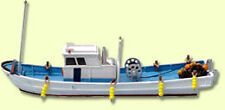 1/150 N scale TOMYTEC 009 fishing boat A