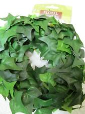 (5) Darice Floral Accents English Ivy Garland - Green - 9 Feet each