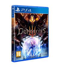 Juegos para consola Kalypso Dungeons 3