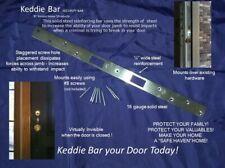 Keddie Bar Your Door! - The Strength of Steel to Reinforce Your Door Jambs