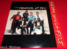 "MADE IN U.S.A.:EARTH ,WIND & FIRE - Thinking Of You 12"" EP/LP,RARE"