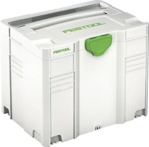 FESTOOL 497566 SYSTAINER T-LOC SYS 4 TL CARRY CASE TOOL BOX BRAND NEW